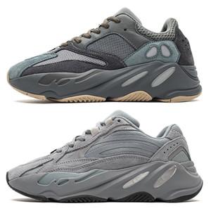 Найти Teal синих 700 Kanye West обуви Vanta больница Полезность черный папа кроссовки, магазин 700 v2 Инерции Тефры Wave Runner Светоотражающего DHgate магазина