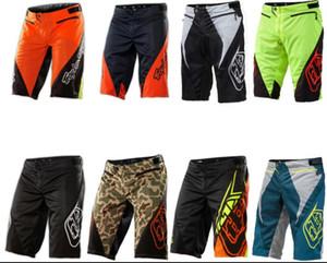 Clássico TROY LEE desings downhill bike shorts motocross andar de bicicleta de corrida de montanha calças de verão