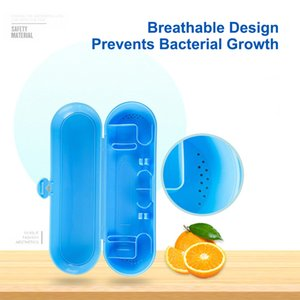 Portable Toothbrush Holder Toothpaste Case Cover Travel Electric Toothbrush Box for Braun Oral-B Philips Baier Panasonic