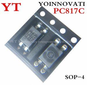 Freeshipping 500 pz / lo PC817 PC817C EL817C sop IC Migliore qualità