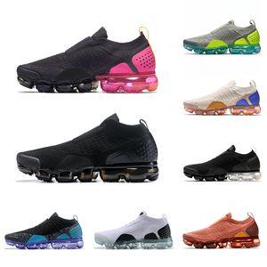 Nike Air Vapormax 2.0 Max homens mulheres running shoes zebra triplo preto branco vermelho orbital trabalho olímpico azul designer trainer sneaker esporte tamanho 36-45