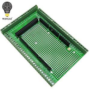 Freeshipping Kit de carte de bornier à vis prototypage PCB double face pour MEGA-2560 Mega 2560 R3 Mega2560 R3