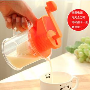Frutta manuale di piccole dimensioni Dispositivo per succhi di frutta per bambini Altre funzioni Manuale di funzionamento Macchina per il latte di soia di succo di latte di soia