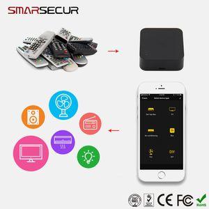 Tuya Graffiti Smart Home Controle remoto sem fio APP Sistema de Controle Inteligente Vida Universal WiFi Infrared TV Remote Control