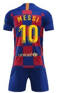 2020 НОВЫЙ мужской футболка футбол jesey спортивная одежда MESSI SUAREZ Кубок Чемпионов Европы домашняя команда униформа РАЗМЕР S-XL бесплатная доставка
