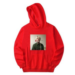Hip Hop Lil Peep Rapper Hoodies Lil Peep Love Sweatshirt Men Women Casual Pullover Sad Face Boys Hoody