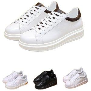 Chaussures Women Men Lóuis Vuittón Shoes Fashion Sneakers Schuhe Mens Designer Sale Monogram Casual Man Trainers Size Eur 35-44 With Box