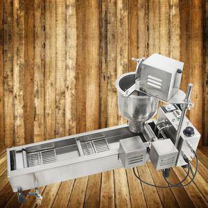 Neueste Kommerzielle Doughnut-Maschine Elektro-110V-220V Automatische Donut Donut-Maschinen-Hersteller Fryer