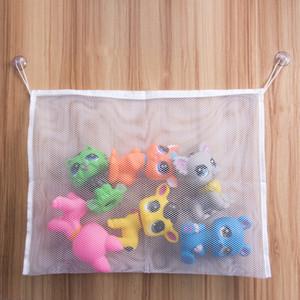 crianças bebê Toy Malha saco de armazenamento Bath tempo divertido Banheira boneca Organizador sucção Banho cestas de material líquido