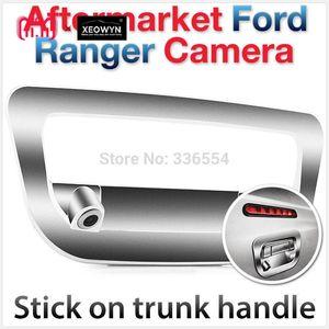 Para Ford Ranger Vista Traseira Reversa da bagageira Estacionamento Backup Camera Tronco Lidar Com Tampa Do Carro PAPAGAIO RAPTOR 2012 2013 2014