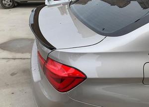 Для F30 F35 Spoiler 2012-2015 BMW 3 серии 320i 320li 325li 328i Спойлер M ABS пластик Материал заднего крыла цвета Задний спойлер