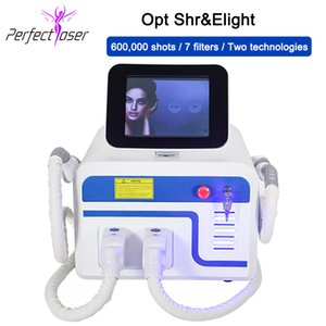 e light Laser IPL hair removal machine opt fast hair removal elight skin care rejuvenation vascular removal OPT SHR IPL beauty equipment