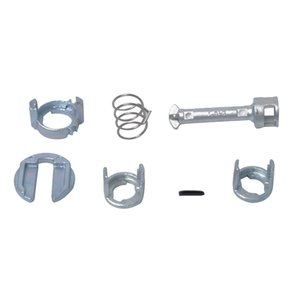 7 Pieces Door Lock Cylinder Barrel Kit de reparo para BMW E46 325i 330i 2001-2006