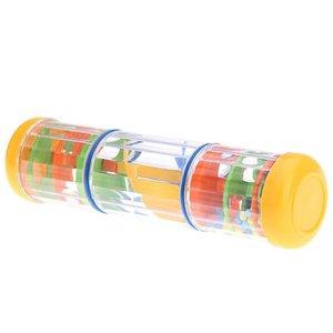 8Inch Rainmaker рейнстик Музыкальные игрушки для малышей Детские игры КТВ партии Другие часы Аксессуары