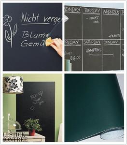 45 * 200cm, 60 * 200cm blackboard blackboard stickers removable vinyl painting decorative mural mural art blackboard wall sticker SZ554