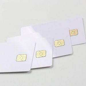 2000PCS / серия Контакт SLE 4428 Смарт Чип Blank IC Поддержка карт ACR38U H1 Card Reader Writer с свободной перевозкой груза