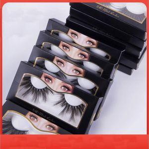 25mm 3D Mink Eyelash 5D Mink Eyelashes Natural False Eyelashes Big Volumn Mink Lashes Luxury Makeup Dramatic Lashes