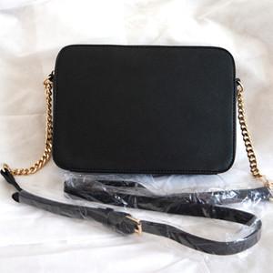 saco Designer crossbody Metal a letra frente saco de bolsas de designer de luxo bolsas saco mulheres meessnger pu couro ombro 2020 novo estilo