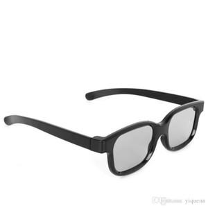 Alta qualidade passiva passiva polarizada rodada plana estéreo óculos 3D H3 para o teatro TV home video