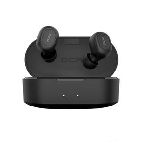 Lo nuevo QCY QS2 / T1S TWS Bluetooth 5.0 auriculares Auriculares inalámbricos estéreo de juego mejor regalo Deportes auriculares auriculares con micrófono dual