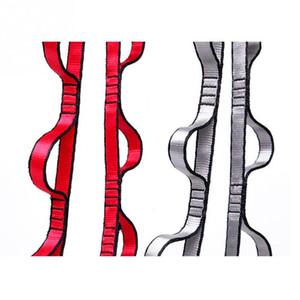 Подвесной канат веревка хризантема Йога Stretch ремень Extender ремень для Aerial Yoga Гамак Качели Летающие Антигравитация