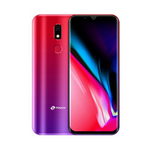 "3.5"" Waterdrop Full Screen FHD KTouch-M16 4G LTE 3 GB + 64 GB Quad-Core-MTK6739 Android 8.1 Face ID Fingerabdruck GPS 13MP Kamera Smartphone"