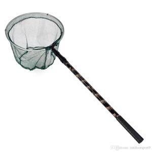180 cm / 185 cm Telescópico Retrátil Alumínio Liga Pole Dobrável De Pesca Brail Landing Net Fishing Gear dobrável fishingnet