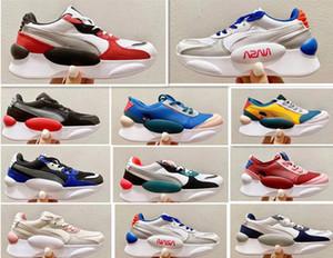 2020 Дети RS-X Игрушки выпуска кроссовки для мальчика Rx-s кроссовки девушка тапки дети Беговая Спортивные тренажеры молодежи Chaussures 11с-3y