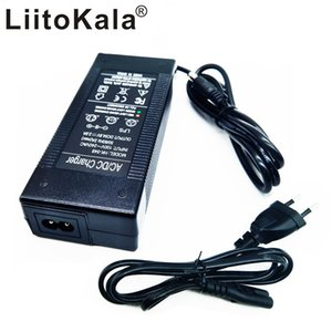 HK LiitoKala 48 V 2A carregador 13 Carregador de bateria série V 54,6 2a constante pressão de corrente constante é cheio de