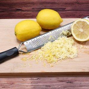 Multi-purpose Kitchen Cheese Butter Slicer Stainless Steel Grater Lemon Citrus Vegetable Fruit Zester