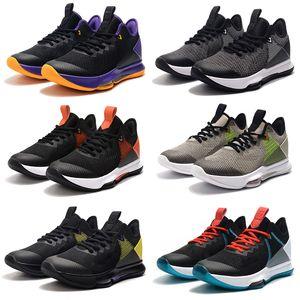 2020 New Man Lebron Witness IV 4 EP LBJ tênis de basquete roxo Athletic Trainers Ginásio Olímpico Outdoor Fashion Designer Sports Shoes