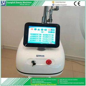 Metal RF Fractional CO2 Laser Vaginal Rejuvenation  Firming Skin  Smooth Surgery Scars Medical Instrument