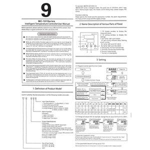 SINOTIMER قصيرة شل الإدخال PID تحكم في درجة الحرارة ترموستات درجة الحرارة اللوازم منظم SSR التتابع الناتج حرارة باردة إنذار الزواحف