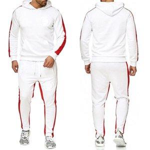 Erkek Nipsey koşuşturmasından tüm para Tasarımcı eşofman İlkbahar Sonbahar Casual 2adet Spor Takımları Kapüşonlular Pantalones Setleri