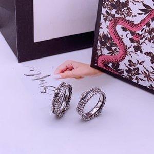 2020 últimas listras anel produtos de prata esterlina retro moda anel tendência oferta superior jóias de luxo