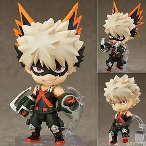 NEW hot 10cm My Hero Academia bakugou katsuki Action figure toys doll collection Christmas gift with box T200704