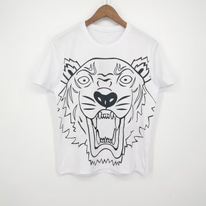 LuxuxMens Tees der Frauen Männer Designer-Qualitäts-Druck-T-Shirt der Männer Designer nettes Karikatur-Druck-T-Shirt Designer-T-Stück