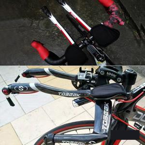 TT Aero Bars Guidon Triathlon Vélo Appuie-bras guidons pour Mountain Road Accessoires Vélo