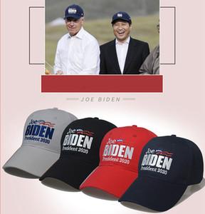 Joe Biden casquette de baseball pour le président 2020 USA élection soleil été chapeau chapeaux de broderie de lettre casquette unisexe extérieur RELANCES FFA4072-7