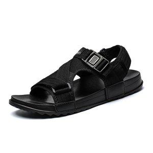 Sandalet Gladyatör Para Sandal Plaj Masculina UOMO De Erkek Owens Heren Çevir 2021 Zandalias Sandalet-Erkekler Ette Transpirables Herren