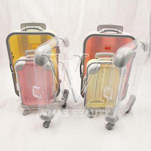 Kutular Lashes Paketi özelleştirme Saklama Kutuları Makyaj Kozmetik Case Vizon Yanlış Kirpik 4PCS Ambalaj Özel büyük boy Suitcase şekil Kirpikleri