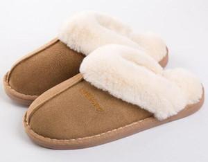 Promotion 2019 Hot kaufen klassische 5125 warme Männer und Frauen Pantoffeln Stiefel Damenstiefel Schneestiefel Pantoffeln Baumwolle Pantoffeln