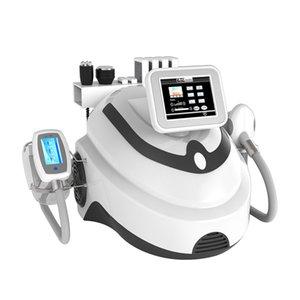 Portable Zeltiq dual Cryolipolysis Fat Freezing rf Slimming Machine RF cavtation vacuum Laser weight loss beauty Machine