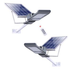 태양 강화한위원회 홍수 빛 원격 제어를 가진 100W 20W 30W 50W 옥외 홍수 빛 태양 투광 램프 정원 거리 빛