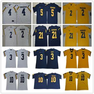 Youth Mens Michigan Wolverines 10 Tom Brady Rashan Gary 21 Desmond Howard 2 Charles Charlesson Patterson Peppers Harbaugh Kids College Jerseys