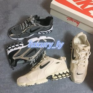 Stussy Men Running shoes Lightweight Sneakers Classic Design Original Jogging Shoes Ready Stock 2020