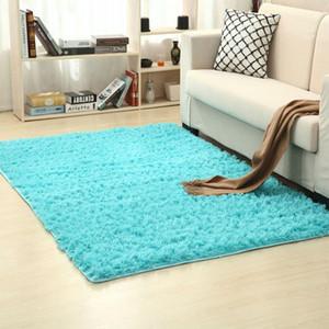 50 * 80mm weichen Teppich Innen Moderne Shag Bereich Teppich Schlafzimmer Bodenmatte Baby-Kinderzimmer-Kinder Teppich