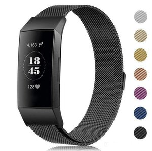 Milanese Loop Strap for Fitbit Blaze Watch Band Stailess Steel Bracelet Correa for Fitbit Smart Watch Accessories