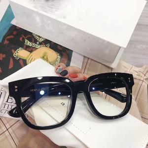 Luxury Hot New South корейской моды GM ретро моды оптического Spectacle Рамка УНА-C очки Рамка