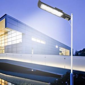 Led Street Lamp Waterproof Paisagem Outdoor Jardim Luz Sensing Humano Led Solar Wall Light LED Poste